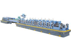 China Φ40-115mm metal tube production line on sale