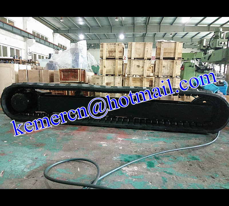 rubber track undercarriage (kemercn@hotmail.com)