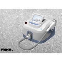 OPT ND Yag Fractional IPL Laser Hair Removal Machines For Skin Rejuvenation
