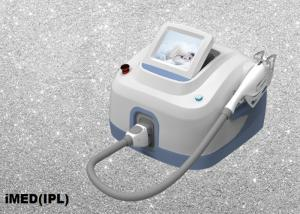 China SHR Laser Hair Reduction for Home , Skin Rejuvenation IPL Beauty Equipments on sale