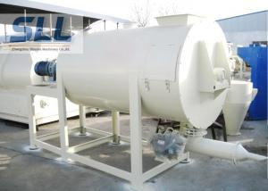 China Professional Dry Mortar Mixer MachineCarbon Steel Material OEM / ODM Acceptable on sale