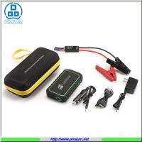 China New design Car Emergency Jump Starter TANK power bank with led warning light on sale