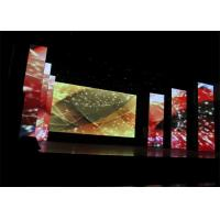 High resolution concert / public events P10 RGB LED Screens billboard  signs