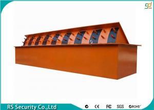 China Heavy Duty Hydraulic Road Blocker Traffic Stainless Steel Spike on sale