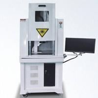 China Usb Cable Uv Laser Marking Machine Sino-Galvo Brand 354.7 Laser wavelength on sale