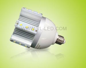 China High Brightness 30W 45W 60W E27 AC 90 - 265V 3200 Lm LED Street Lamp Light Fixtures on sale