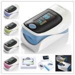 China Finger Oxygen Reader Digital Heart Rate Sensor , Pulse Ox Finger Monitor wholesale