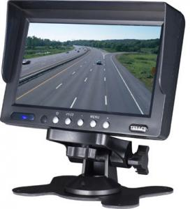 China Monitors 6 inch Universal car rear view TFT Monitor on sale