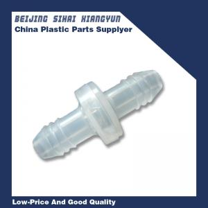 China Liquids Mini Plastic Check Valves 3/8 Flow Control Check Valve on sale