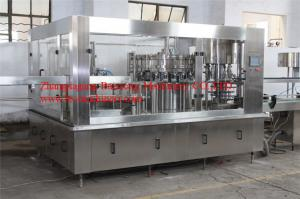 China good quality fully automatic beverage bottling complete line on sale