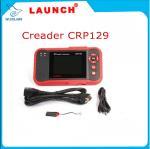 Diagnóstico em linha atualização livre a mais nova do varredor de código de Creader CRP129 OBDII/EOBD do lançamento do software da auto para o sistema 4