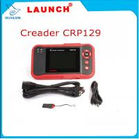 Newest Software Launch Creader CRP129 OBDII/EOBD Auto Code Scanner free update online diagnostic for 4 system