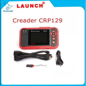 China Newest Software Launch Creader CRP129 OBDII/EOBD Auto Code Scanner free update online diagnostic for 4 system on sale
