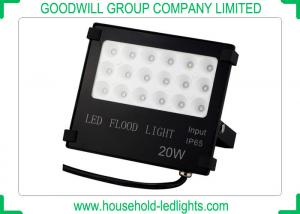 China IP65 High Powered LED Flood Lights , No Light Flicker 20 Watt Color Changing Outdoor Flood Lights on sale