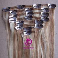 100% Virgin Remy Hair Clip In Hair Extension