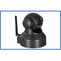 0.3 Million Pixel H.264 video Wireless Ip PTZ Cameras for home , 3.6mm Lens