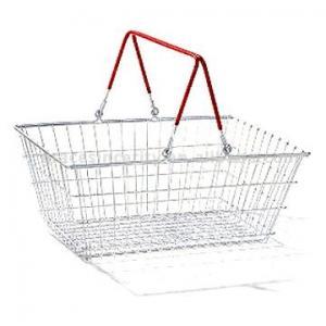 China foldable shopping basket on sale