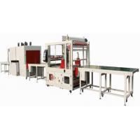High Speed Semi-Automatic Packing Machine / Horizontal Door Panel Shrink Packing Machine