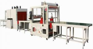China High Speed Semi-Automatic Packing Machine / Horizontal Door Panel Shrink Packing Machine on sale