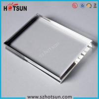 China Wholesale high quality acrylic block, plexiglass block, logo block on sale