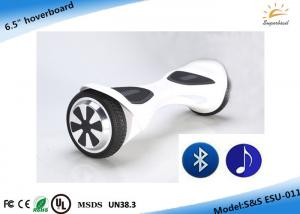 China White  Electric Balance Scooter 2 wheel Smart Balance Car CE / FCC on sale
