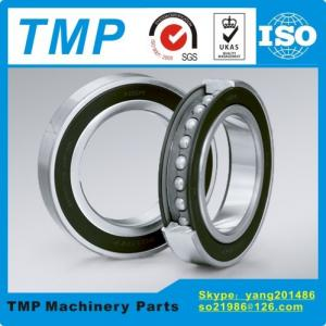 China 7202 HQ1 AC/C P4 Ceramic Ball Bearings (15x35x11mm) Angular contact bearing Open Type High Speed Electric Motor Bearing on sale