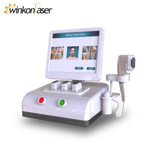 China 2018 New Portable Advanced 3D hifu with 1-11 lines face and body lifting machine on sale
