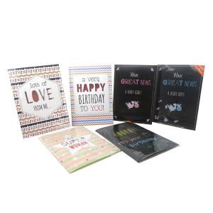 China Embossing Musical Birthday Cards For Kids Sound Birthday Cards on sale
