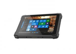 China IP67 BT611 Rugged Industrial Tablet With Quad Core Intel Windows 10 Home on sale