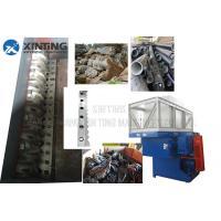 China Diy Parts Kit Single Shaft Shredder Blades Grinder Recycler Great Performance on sale