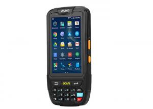 China SM-DT40 4G GPS Handheld PDA Device Rugged Bluetooth NFC Android PDA Barcode Scanner on sale