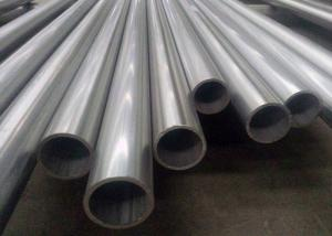 China Annealed / Heat Treatment Inconel 600 Tubing Pipe 0.2 - 100mm Thickness on sale