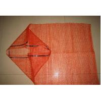 China Raschel vegetable mesh bags on sale