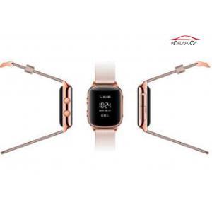 China Real Time Hidden Bear Toy Smart Watch GPS Tracker Bracelet For Kids Elder Disable on sale