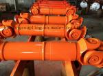 Customize Large Size Flange Cardan Shaft for Rolling Mill Machine