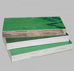 China pp plastic film faced plywood on sale