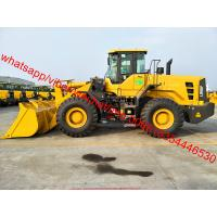 China sdlg L956F/LG953L wheel loader WITH volvo technology and weichai engine sale