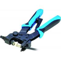 China Professional Coaxial Interchangeable BNC Connector Crimper Hardware Networking Tools on sale