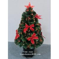 China DECORATIONS OPTICAL FIBER TREE christmas tree on sale