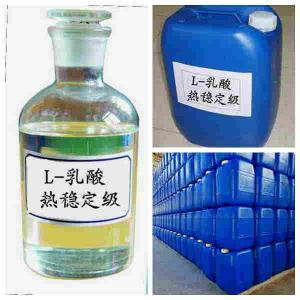 China L-lactic acid on sale
