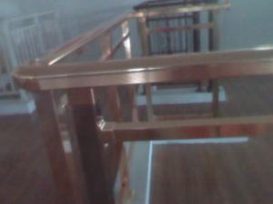China Powder Coated Aluminium Balustrade,Stair Railing and Handrail on sale