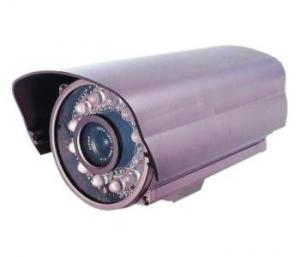China Low Illumination Color CCTV Camera With Audio , CDS Auto Control on sale