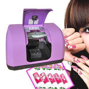 China Magical DIY Nail Printer (SP-N06B2) on sale