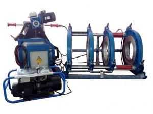 China PP PVDF Plastic Pipe Welding Machine BRHD - 450 / 500 / 630 High Performance on sale