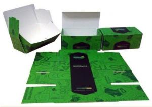 China Decorative Cardboard Display Boxes With CMYK / Pantone Printing on sale