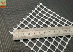 Heavy Extruded Plastic Aquaculture Netting For Oyster 280 g/Sqm White Color