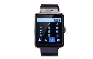 China Video call / Message 1.55 TFT EDGE GSM BT Smartwatch With Sim Card on sale