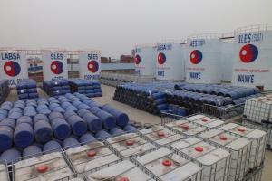 China SLES-Sodium Lauryl Ether Sulfate on sale