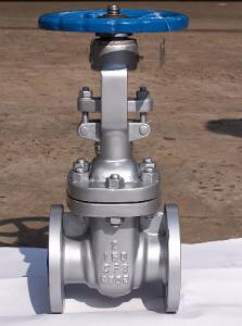 China CF8M Stainless Steel Gate Valve on sale
