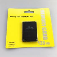 High Speed Video Game Memory Card 128MB Capacity For PS2 Video Game Console